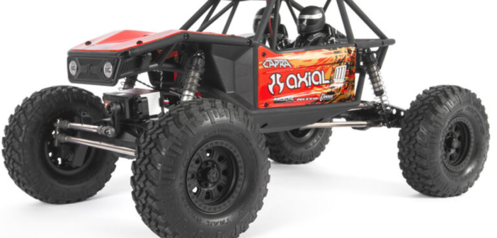 RTR Axial Capra 1.9 Unlimited Trail Buggy