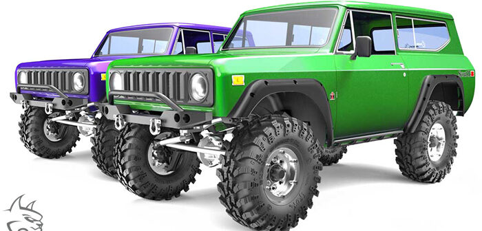 Redcat releases the Gen8 V2 International® Scout II RTR crawler