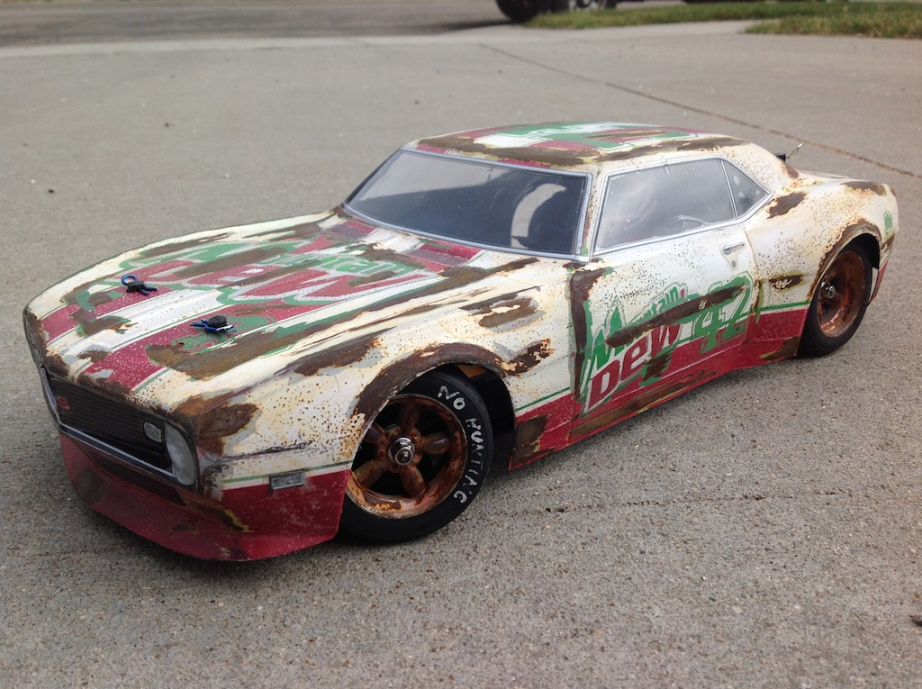 U.S. Vintage Trans-Am [PICS & PAINT Discussion ONLY