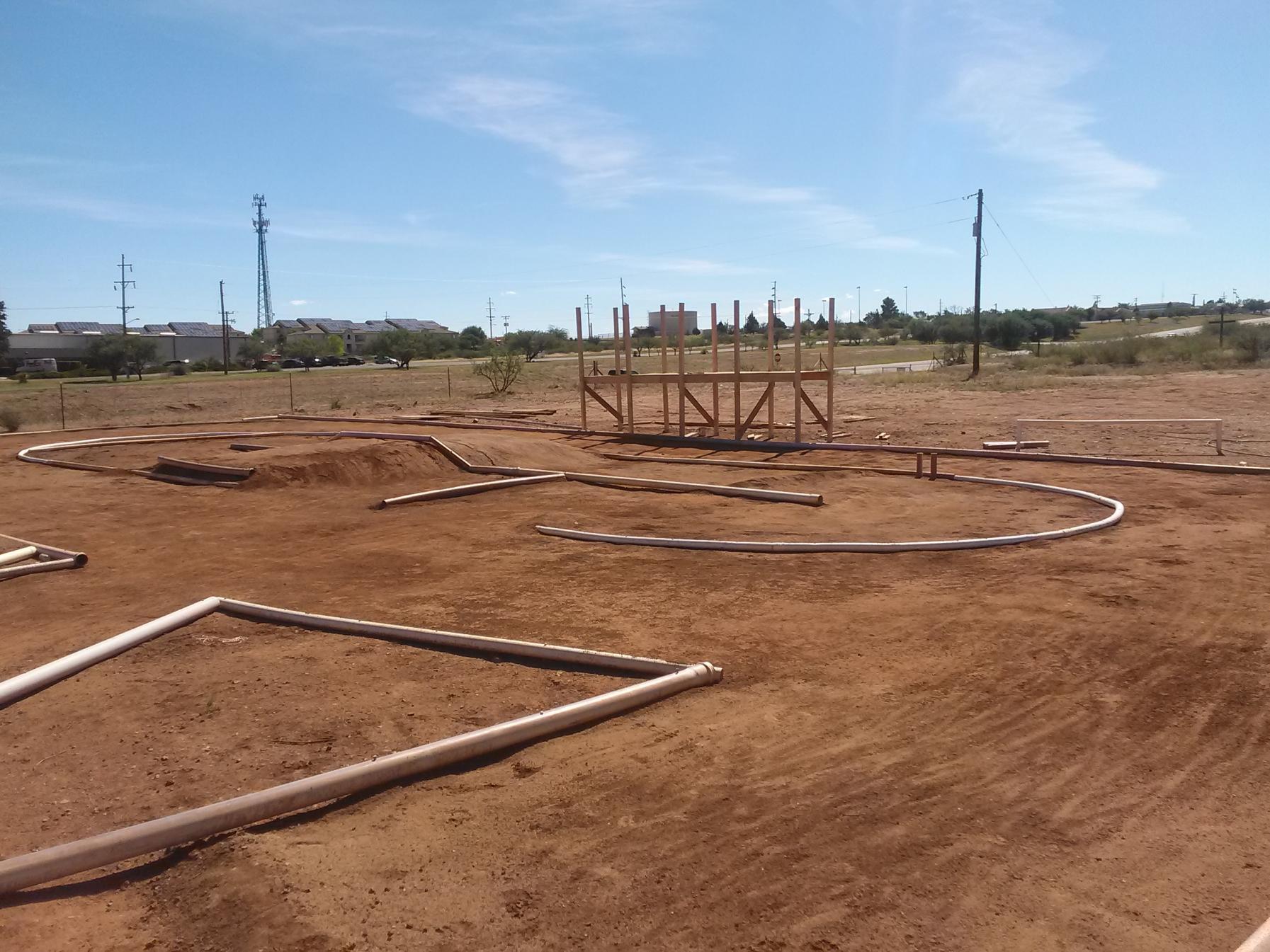 New Dirt Track Se Az Near Sierra Vista Ft Huachuca R C