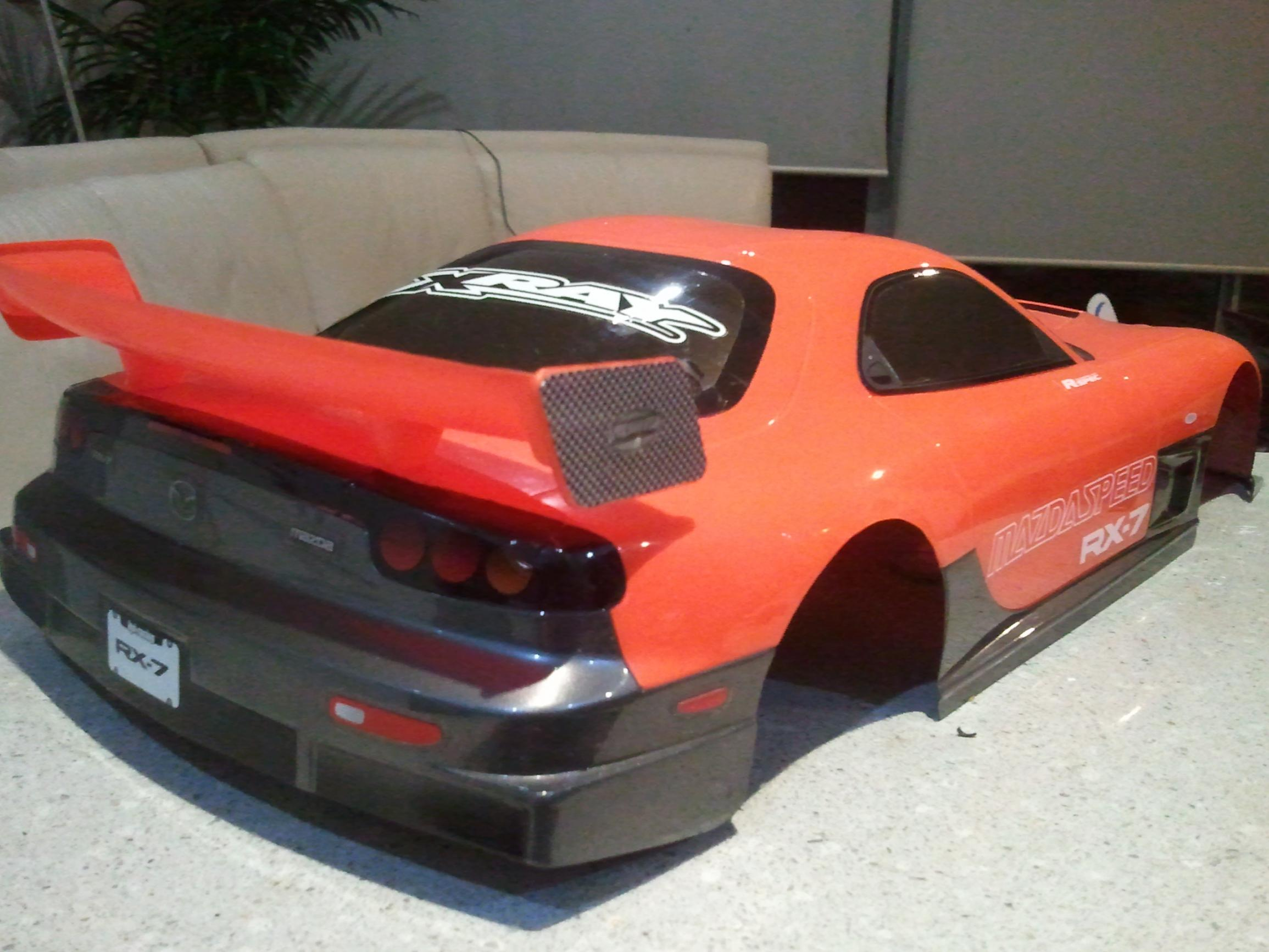 1 10 Scale Rc Car Bodies For Sale Drifters Muscle Cars