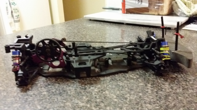 FOR SALE Hpi Brushless Drift Rtr And Hpi Sprint 2 Chassis