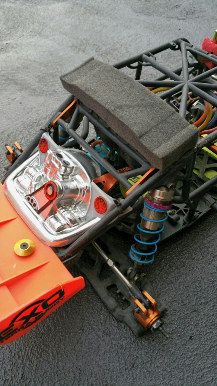 Axial Exo Tire : Axial exo terra buggy r c tech forums
