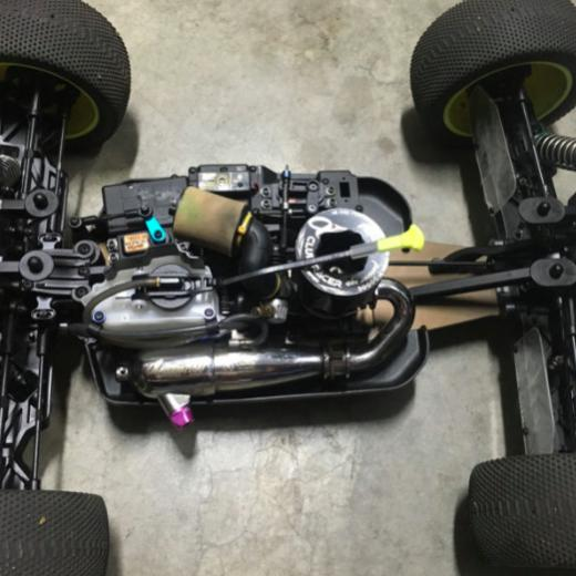 Alpha Nitro Rc Motor And Exhaust R C Tech Forums