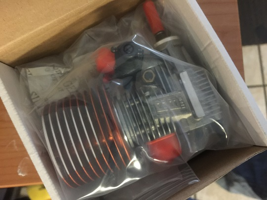 Rb Blast 21 Engine V13 Limited Edition Rc Tech Forums