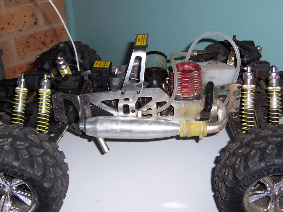 Pulling Truck Slipper Clutch : Duratrax warhead for sale r c tech forums
