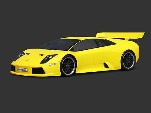 7x Brand New Lamborghini Murcielago Lp640 Body Shells