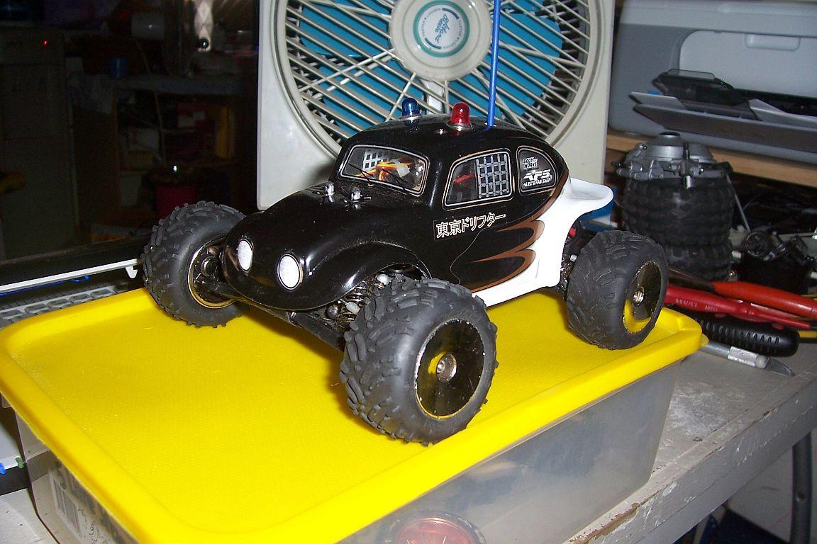 FS Team Losi Mini Baja T Body