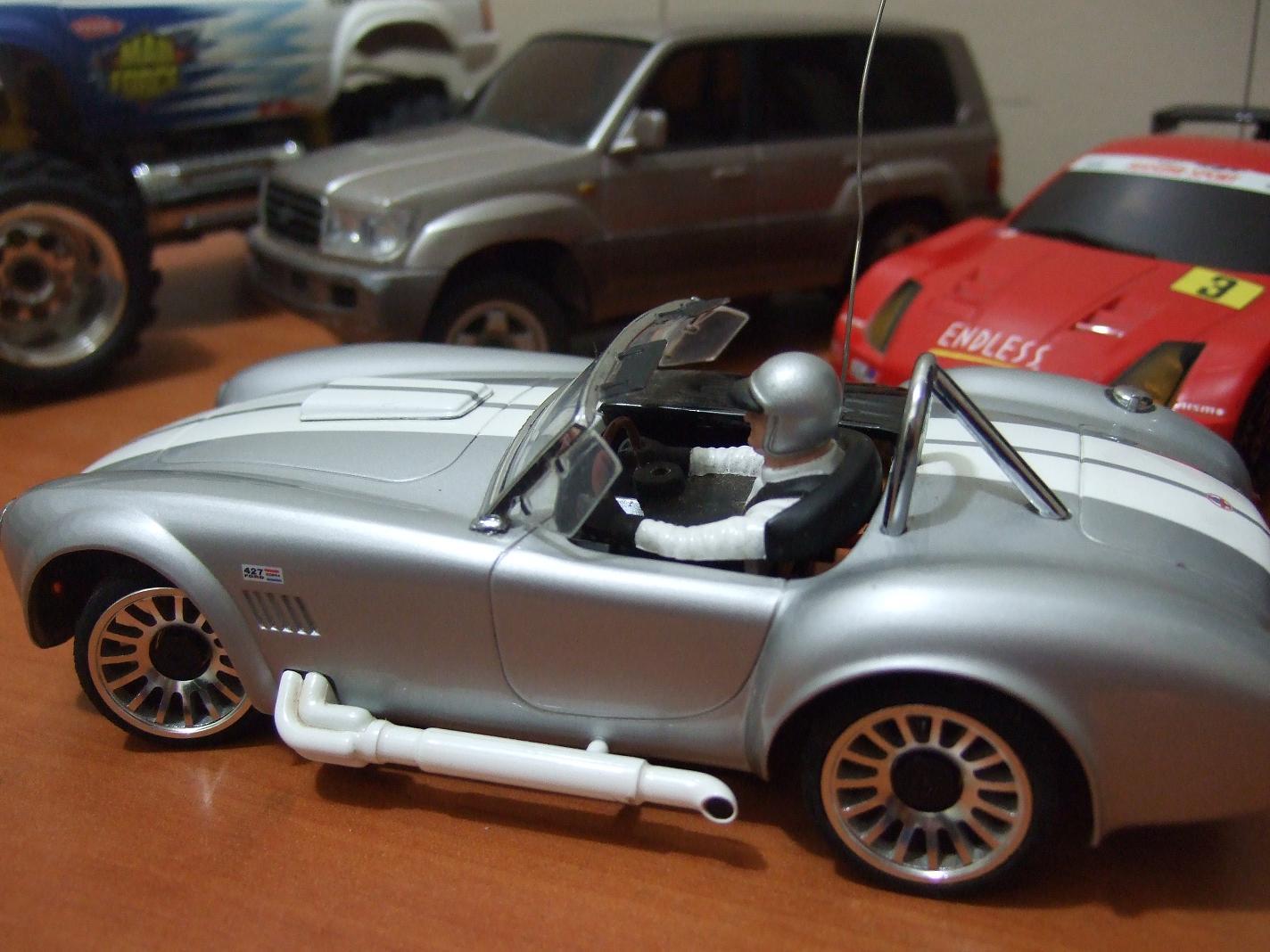 D Shelby Cobra Mini Z June