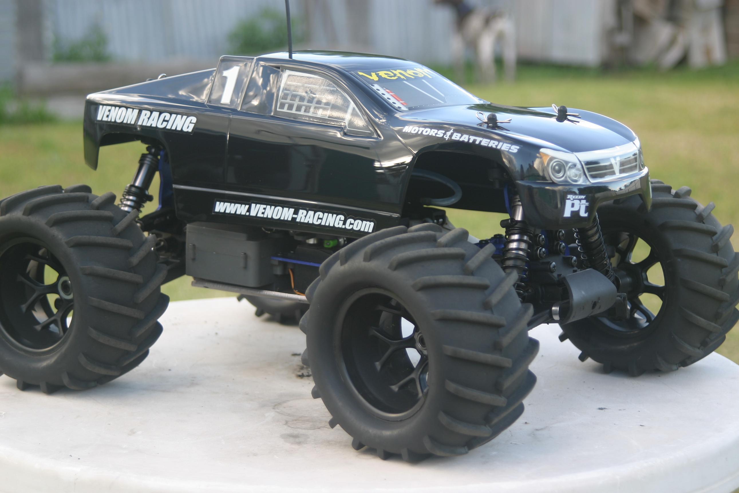 RC Monster Trucks for Sale