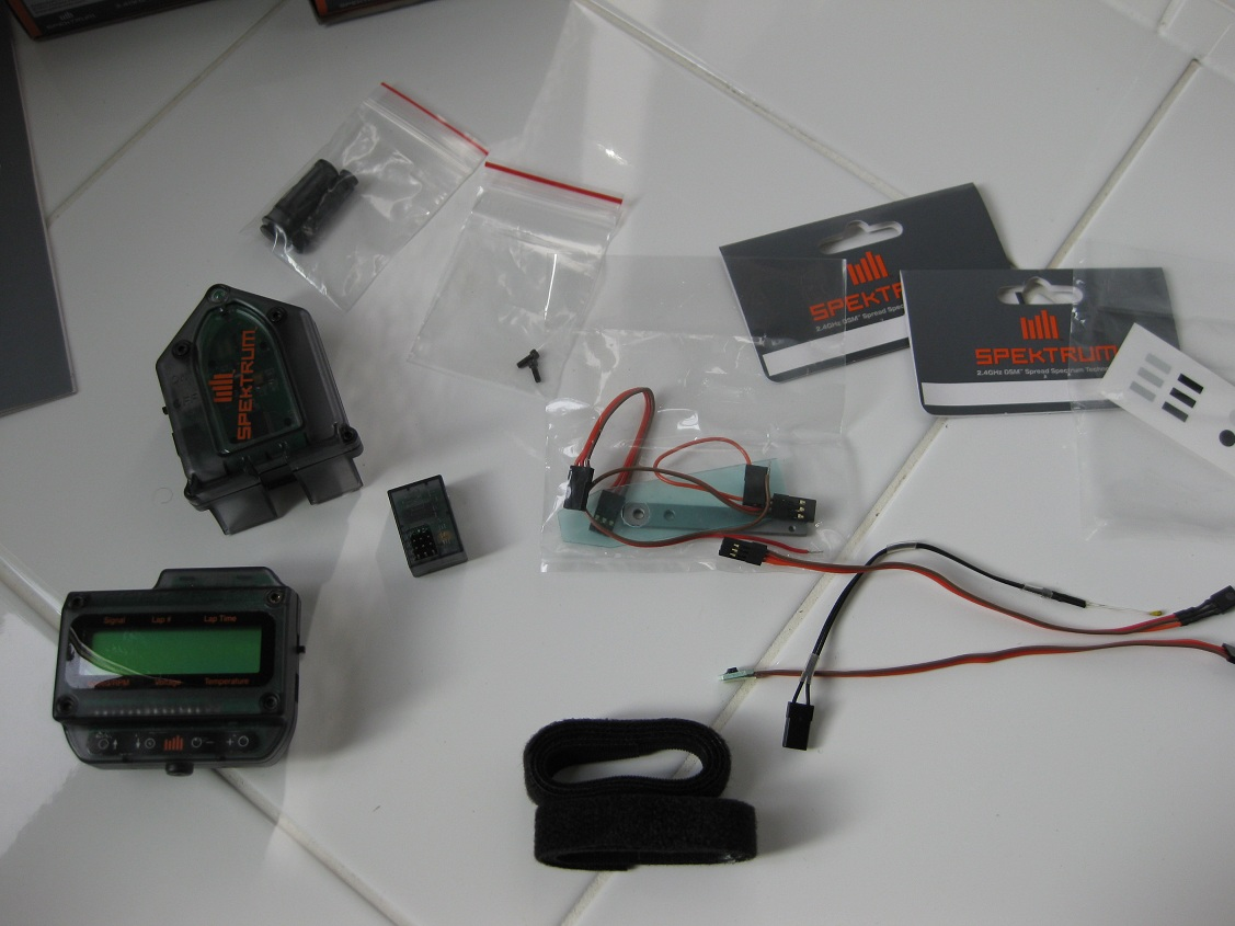 Spektrum Electric Telemetry Combo Pack - R/C Tech Forums