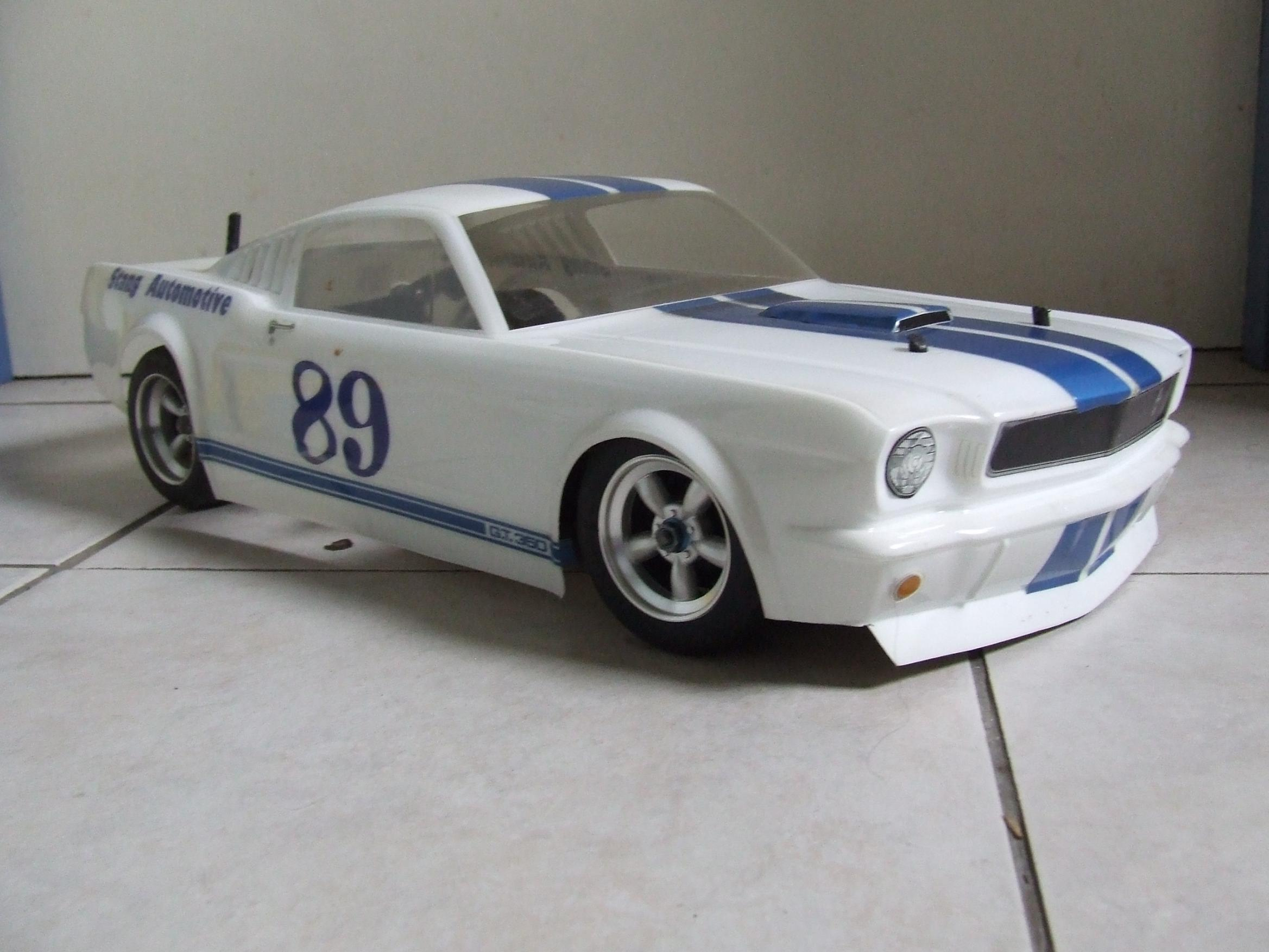 Hpi 65 Shelby Mustange Body R C Tech Forums