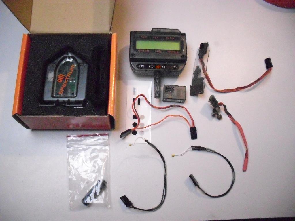 spektrum telemetry combo & lap timing trigger - R/C Tech Forums