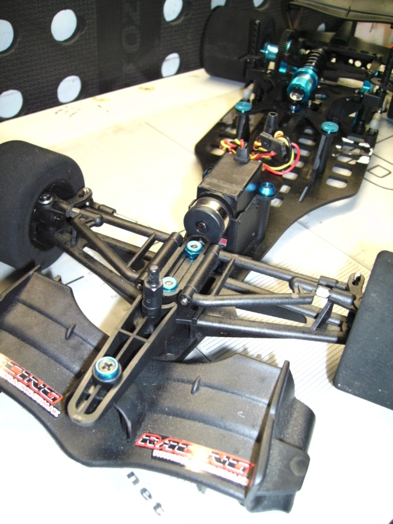 Chassis design of f1 car - 3racing F1 09 Formula One Car New Bild0149 Jpg
