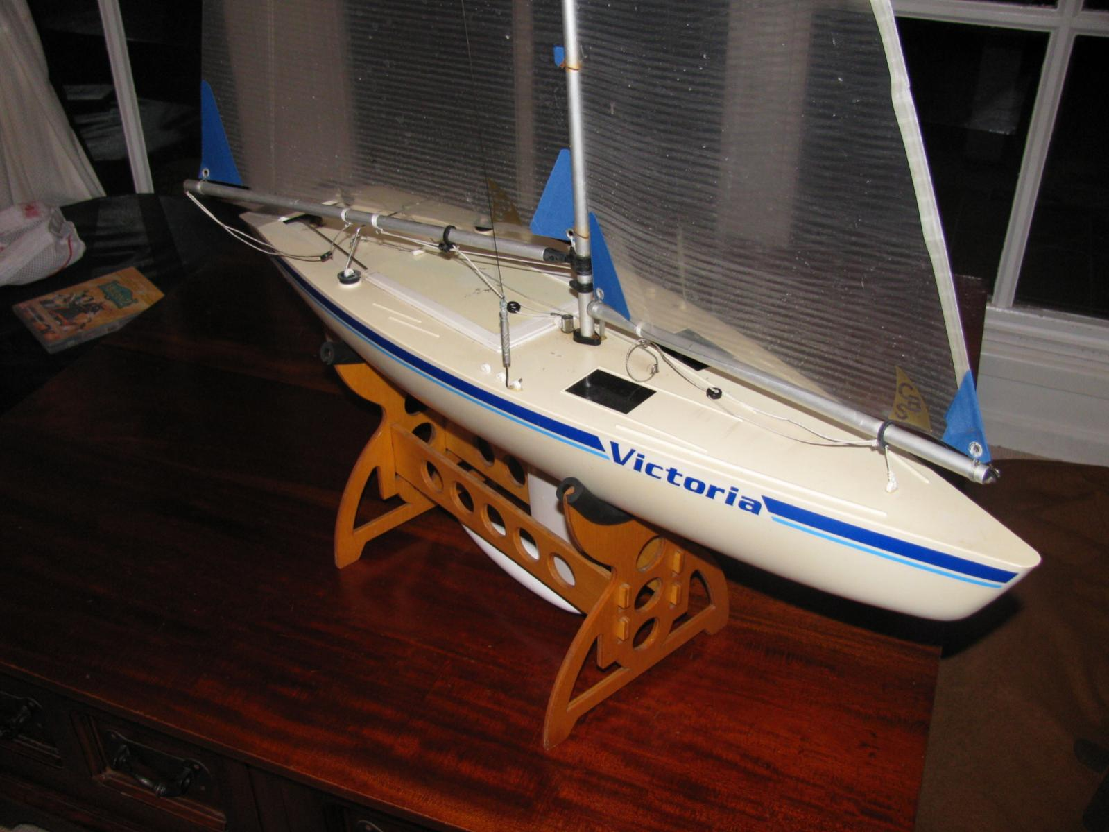 Thunder Tiger Victoria RC Yacht - R/C Tech Forums