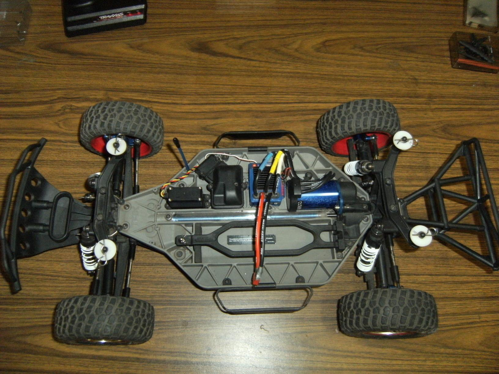 Traxxas Slash 4x4 Ultimate RTR 1 10 Scale 002