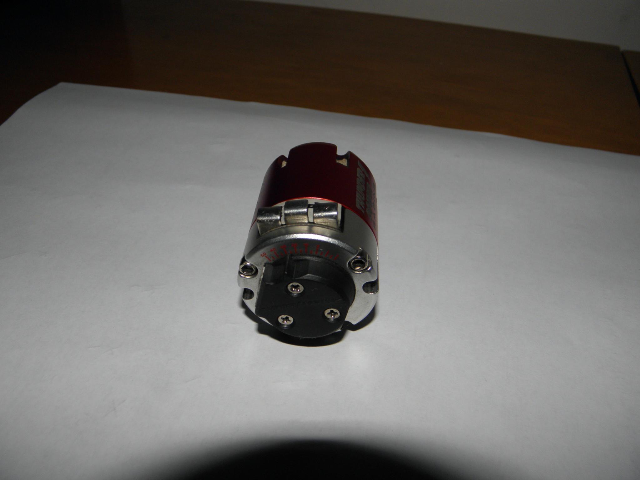 Near new thunder power 5t brushless motor and bearing for Brushless motor ceramic bearings
