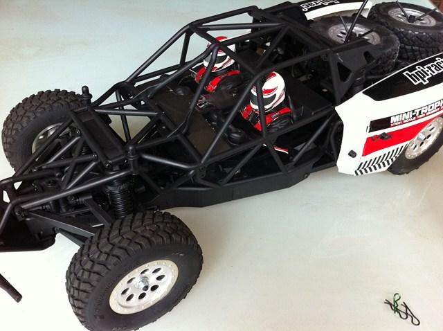HPI 1/12 SCALE Mini Trophy 4WD DESERT TRUCK - R/C Tech Forums