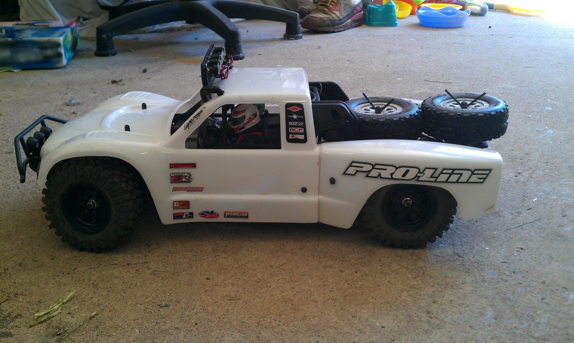 Trophy Truck For Sale >> For Sale Hpi 1 12 Mini Trophy Truck R C Tech Forums
