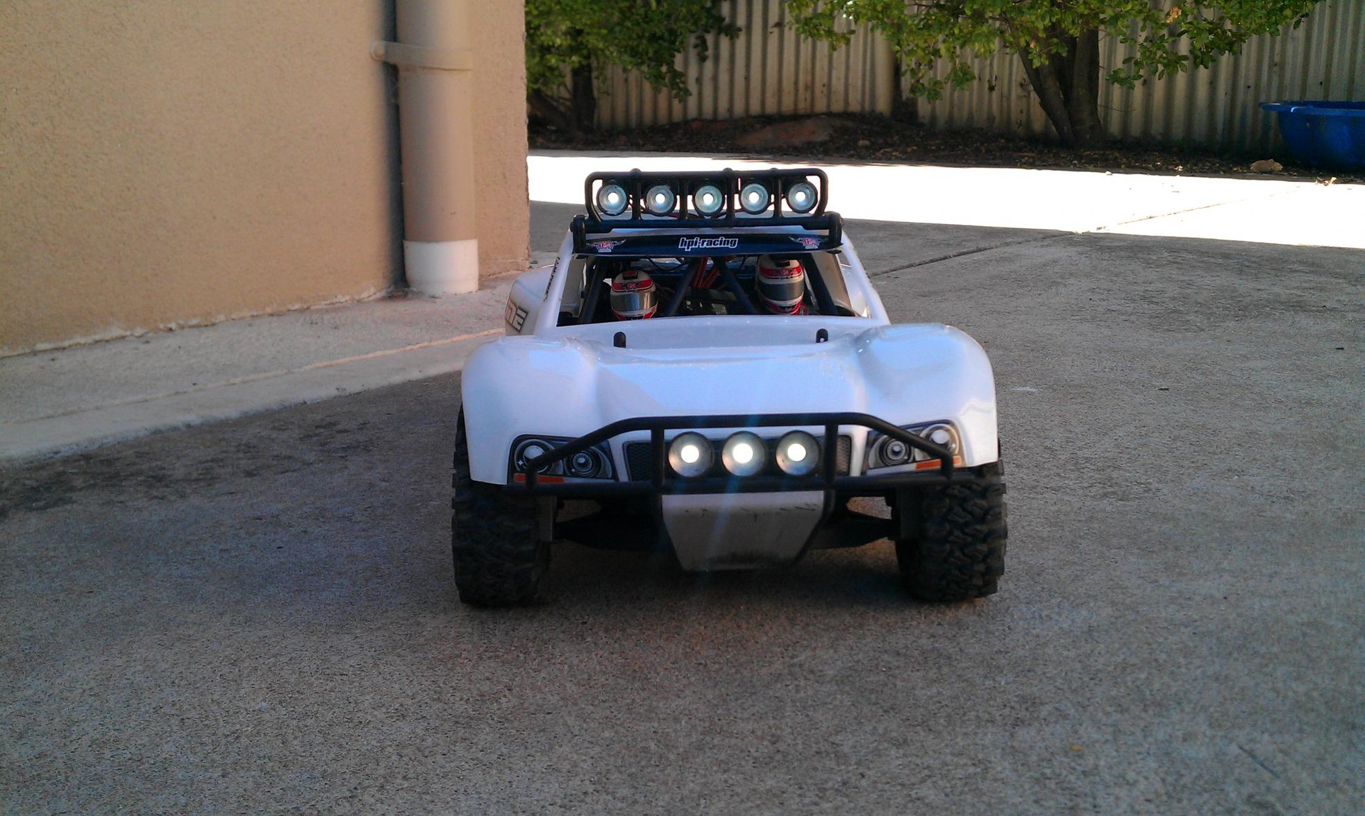 Mini Trophy Truck >> For Sale Hpi 1 12 Mini Trophy Truck R C Tech Forums
