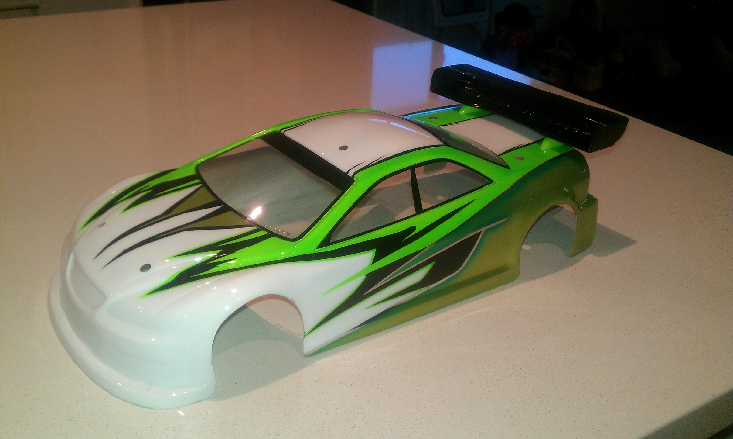 Custom Airbrushed bodies - Made to your design - R/C Tech Forums