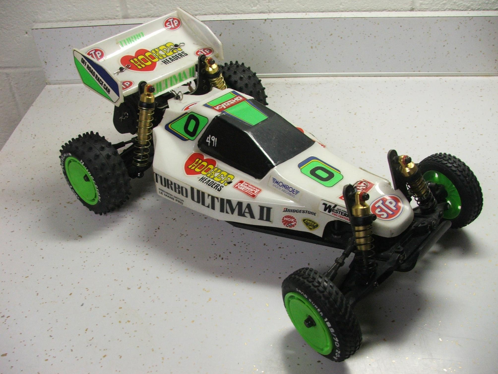 Old Kyosho Ultima 2  Pros - Page 2  C Tech Forums