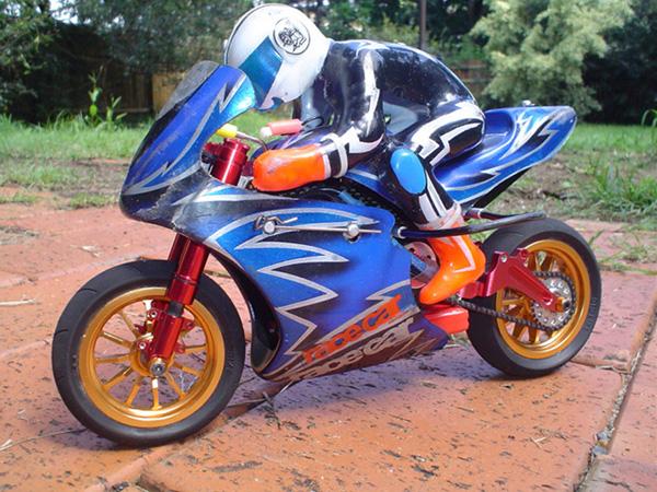 rc bikes