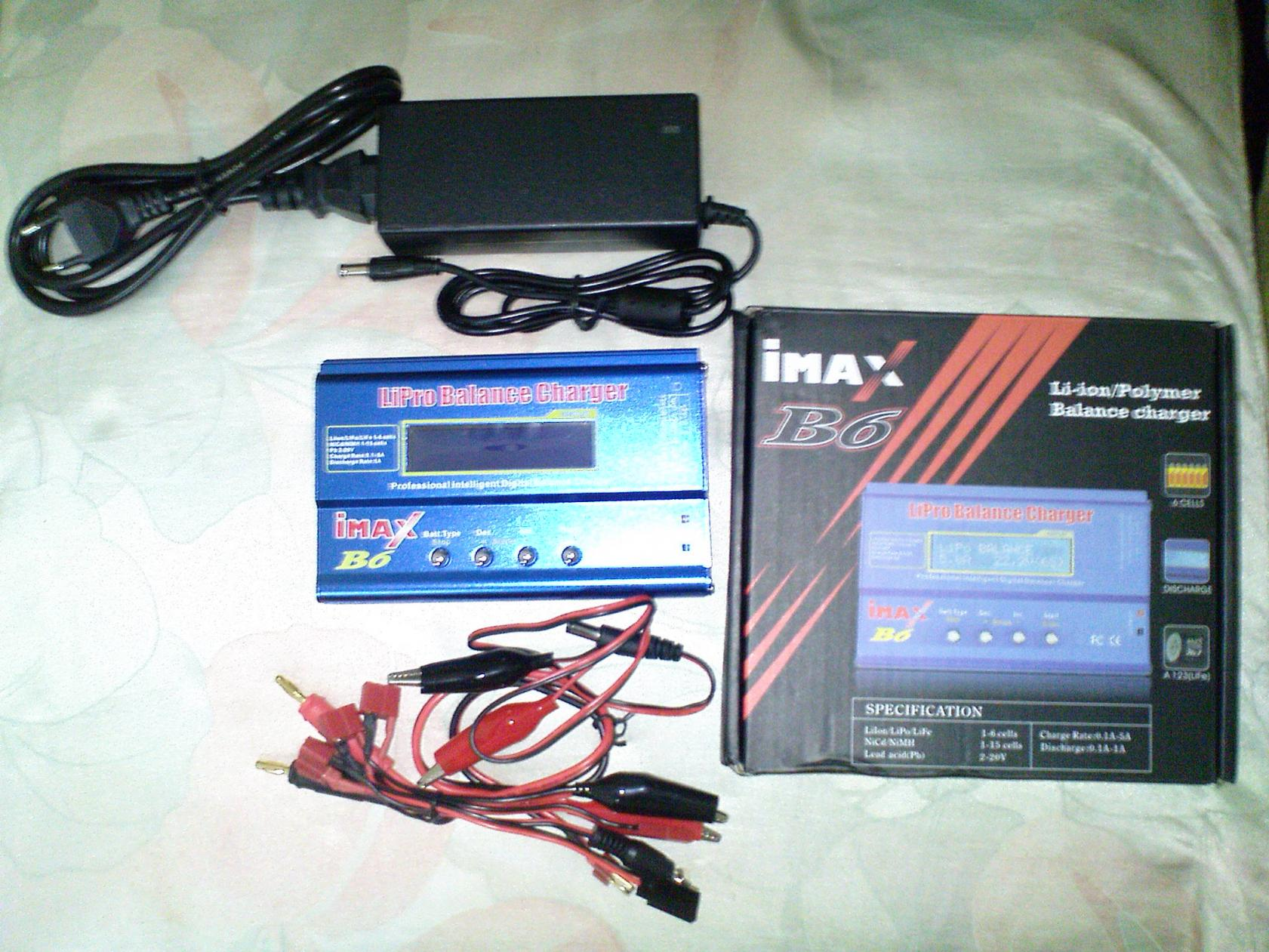 Rc Stuff Selling Page 76 R C Tech Forums Work With Prolux Lipo Charger This Balancer Can Be Used To 2 3 Dsc00183