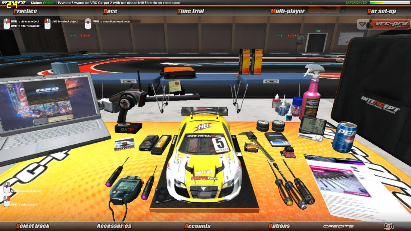 Vrc pro (2017) download torrent game for pc.