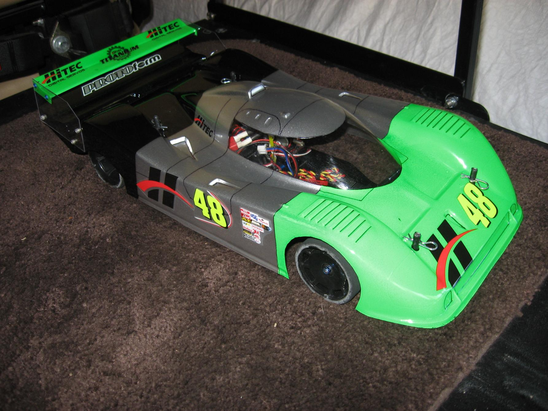 1st TQ Pan Car Grand Prix at TQ RC RACING in Chino, CA - R ...