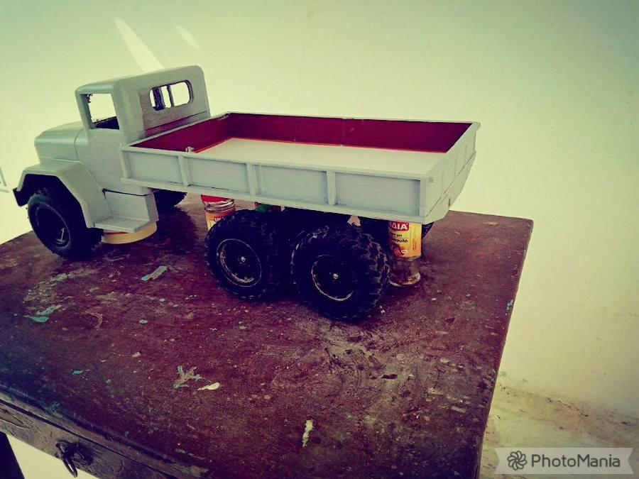 Custom 3D printed Reo M35A2 - R/C Tech Forums
