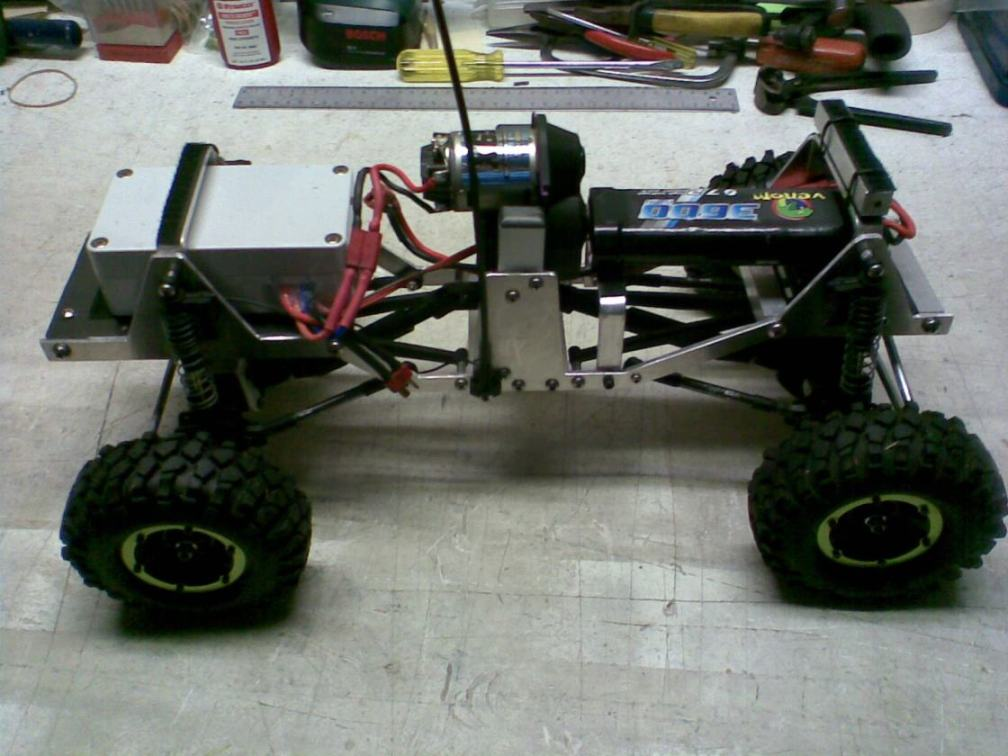 I Need Help In Building My Crawler R C Tech Forums