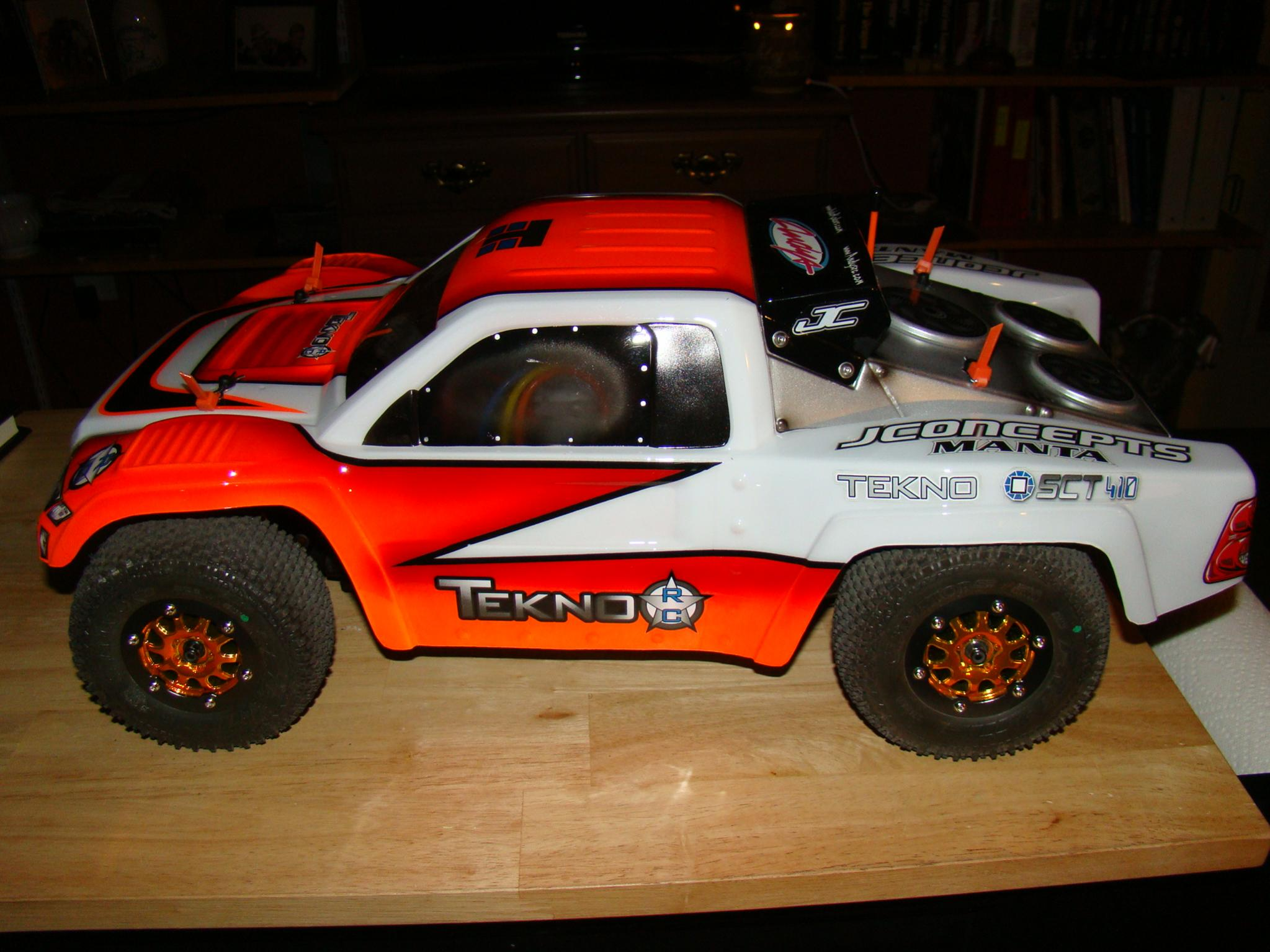 Tekno SCT410 Thread - Page 402 - R/C Tech Forums