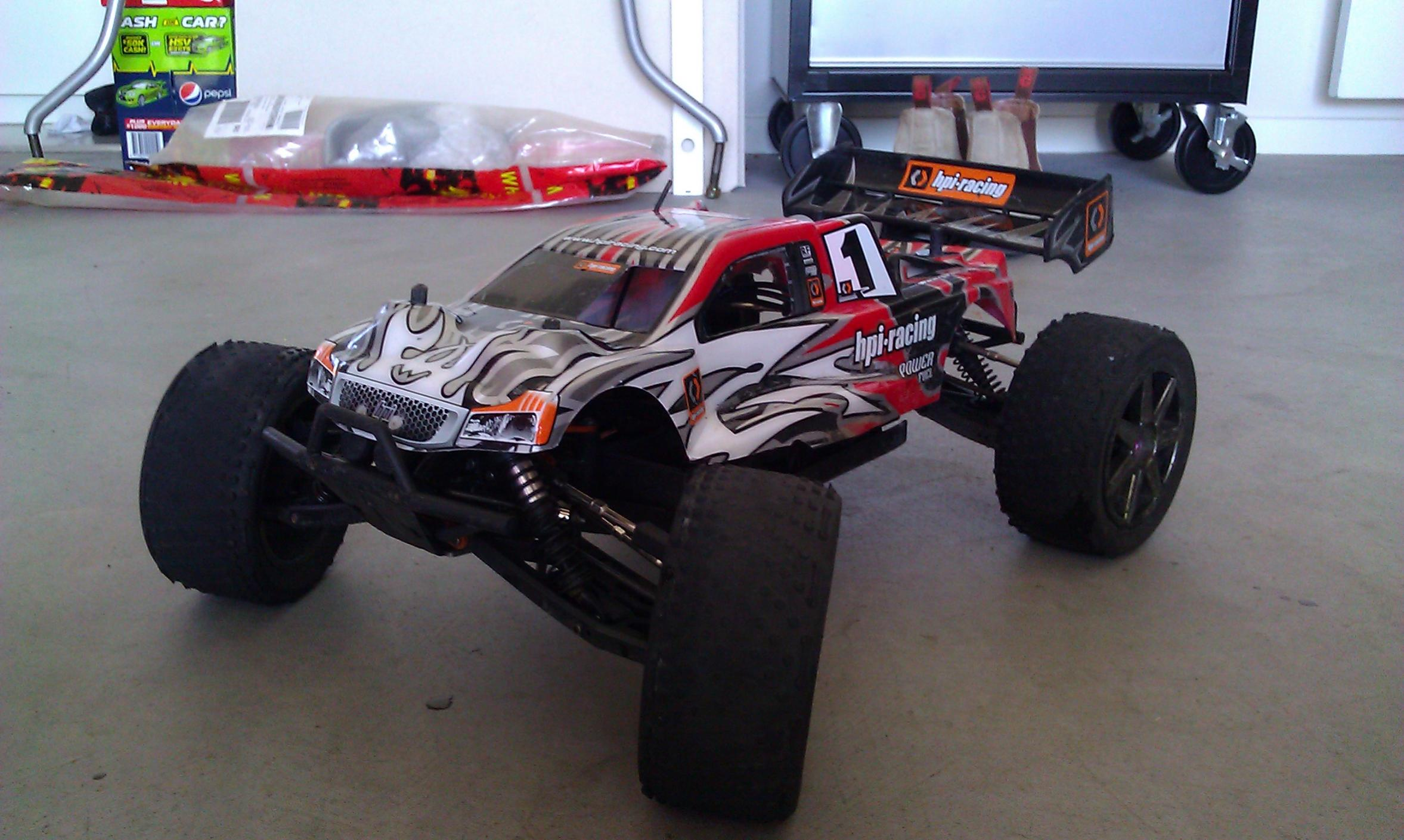 hpi trophy truggy flux manual