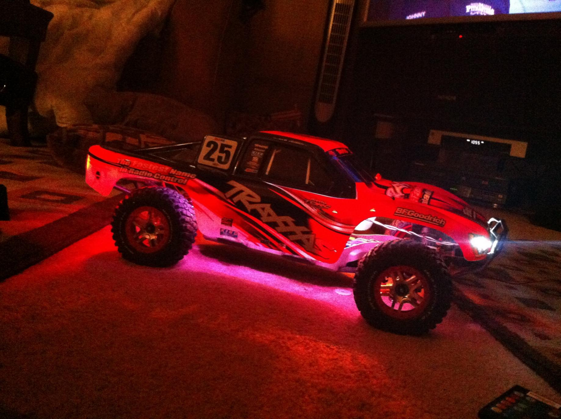 traxxas slash 4x4 ultimate edition with tqi - R/C Tech Forums