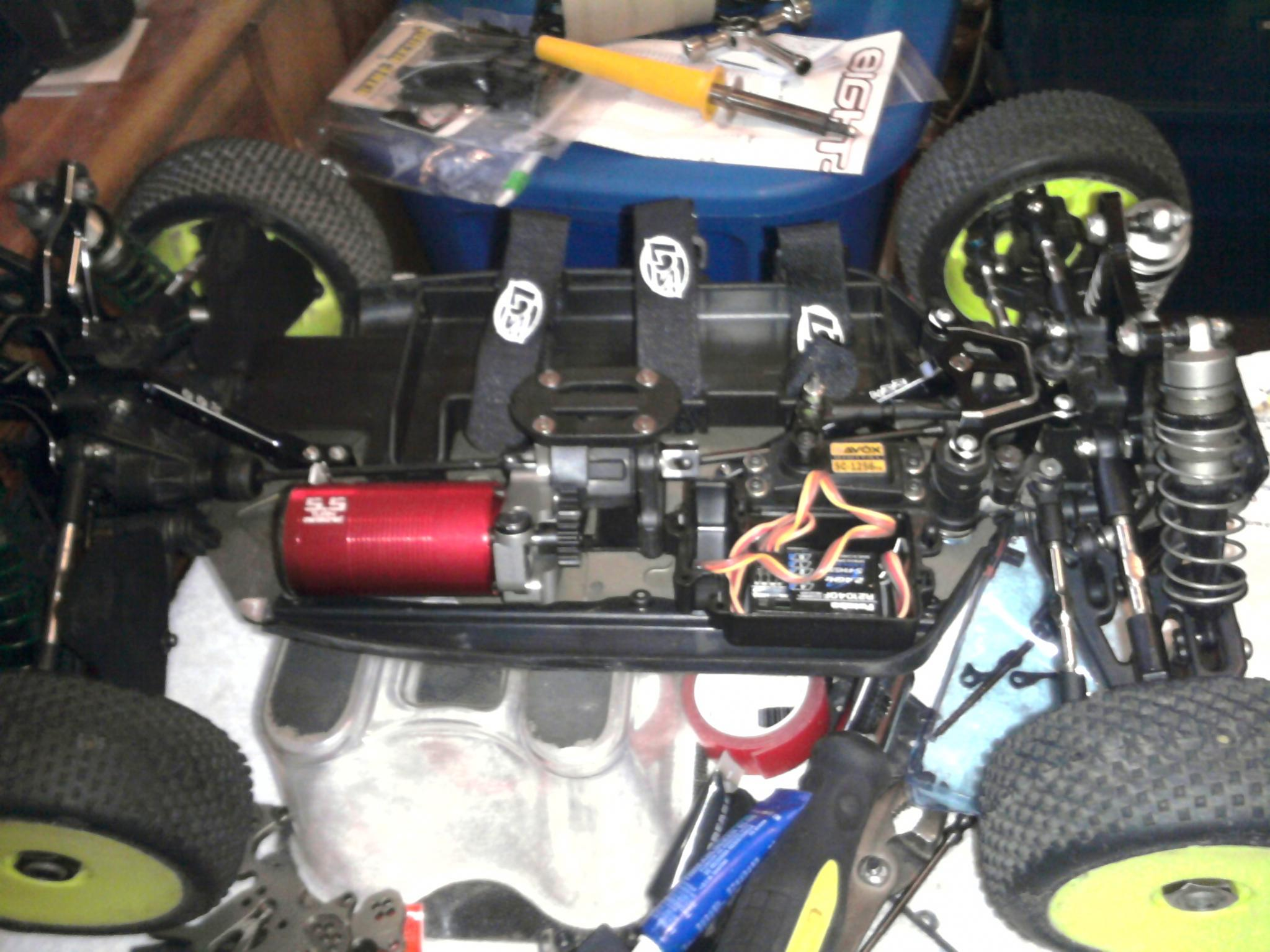 Losi 1 8 8ight E 4wd Thread Page 573 R C Tech Forums