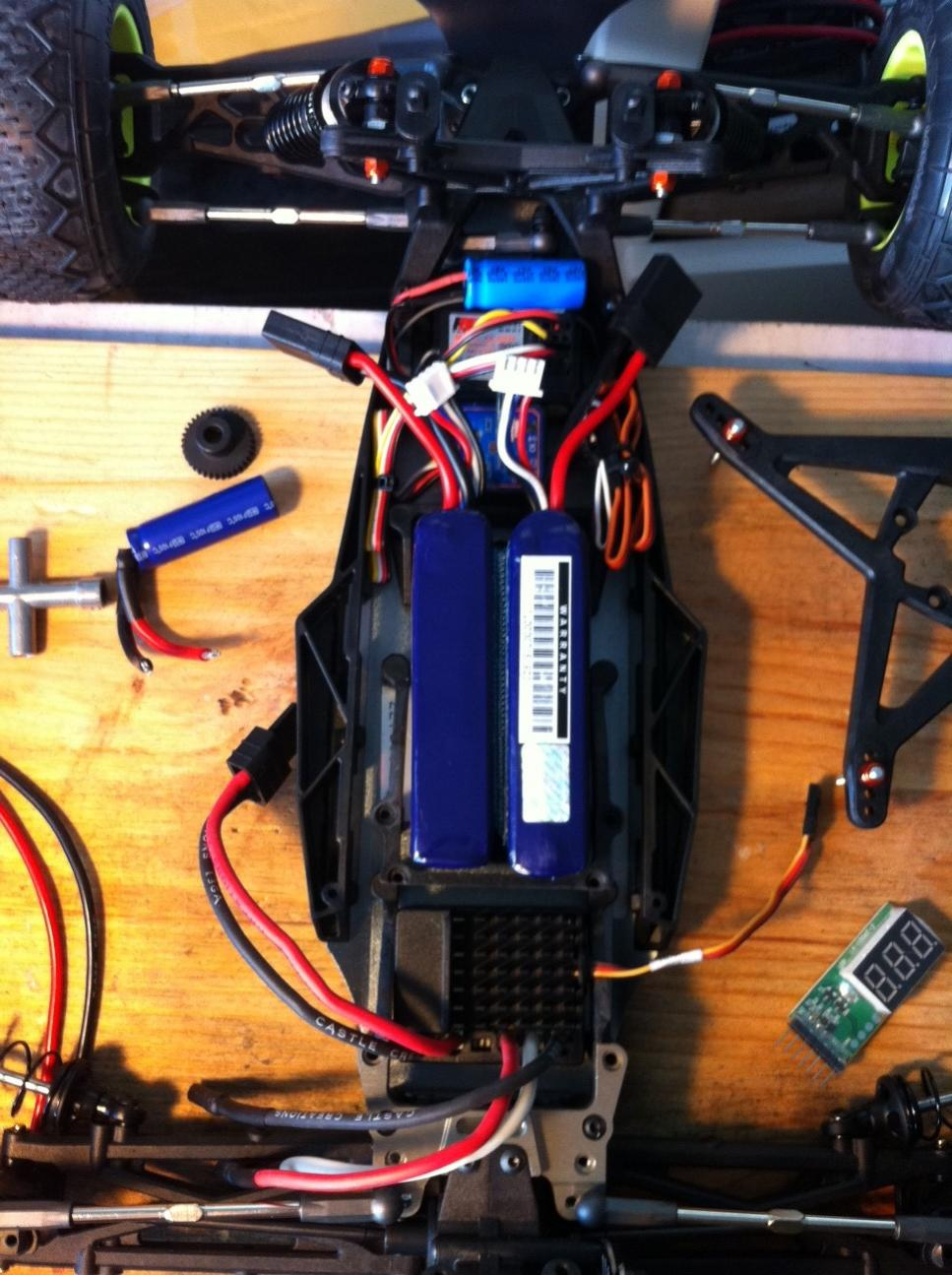 My 6s Losi 22t And 4s Mini 8ight R C Tech Forums Mamba Max Pro Wiring Diagram Take It Easy Have Fun