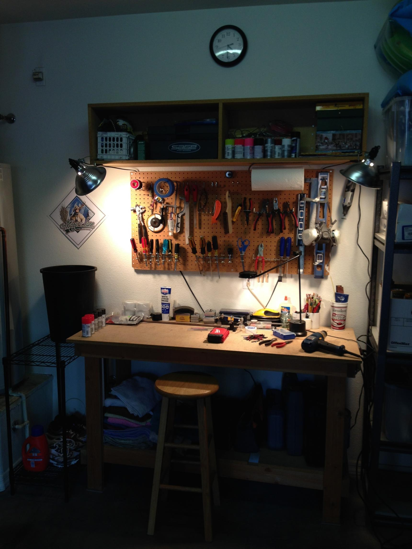 Innovative Rc Specific Workbench Setups Doesn T Have To