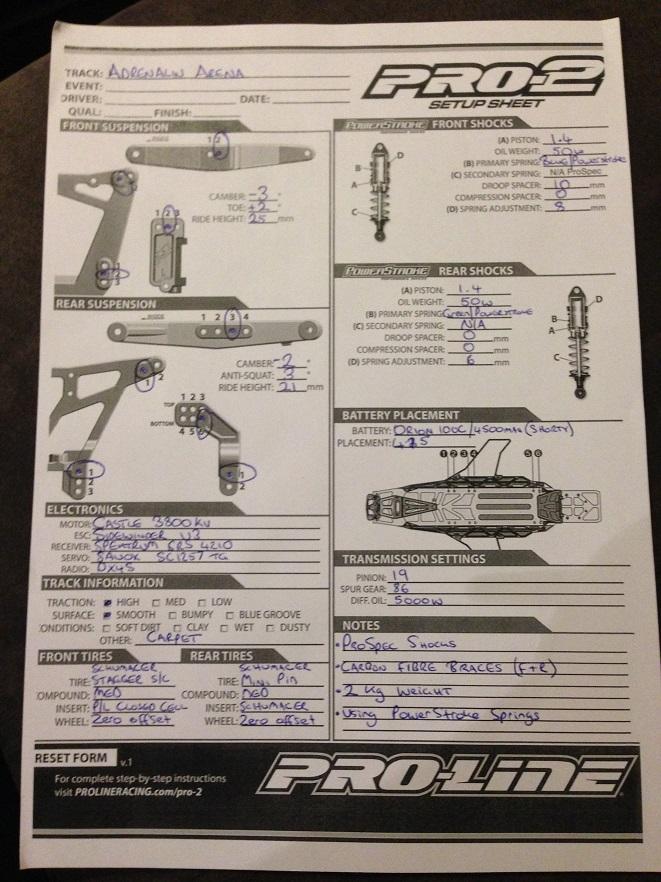 Short Course Carpet Racing  Tips/Setups - Page 2 - R/C Tech Forums