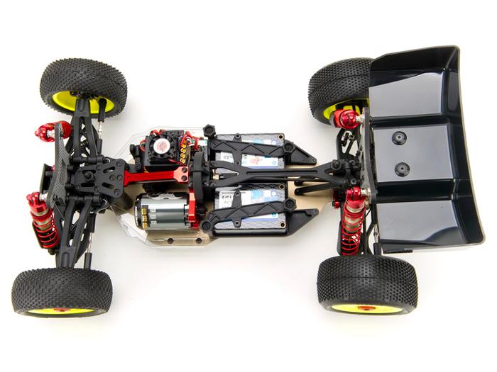 New Tekno EB410 Sway Bar Set Rear TKR6610
