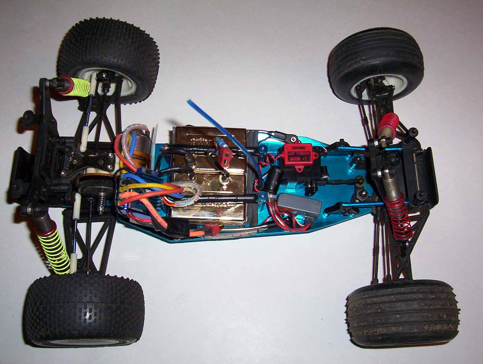 Rc10gt Brushless Conversion R C Tech Forums Go Back Gt Gallery For Electric Motor Diagram Mid