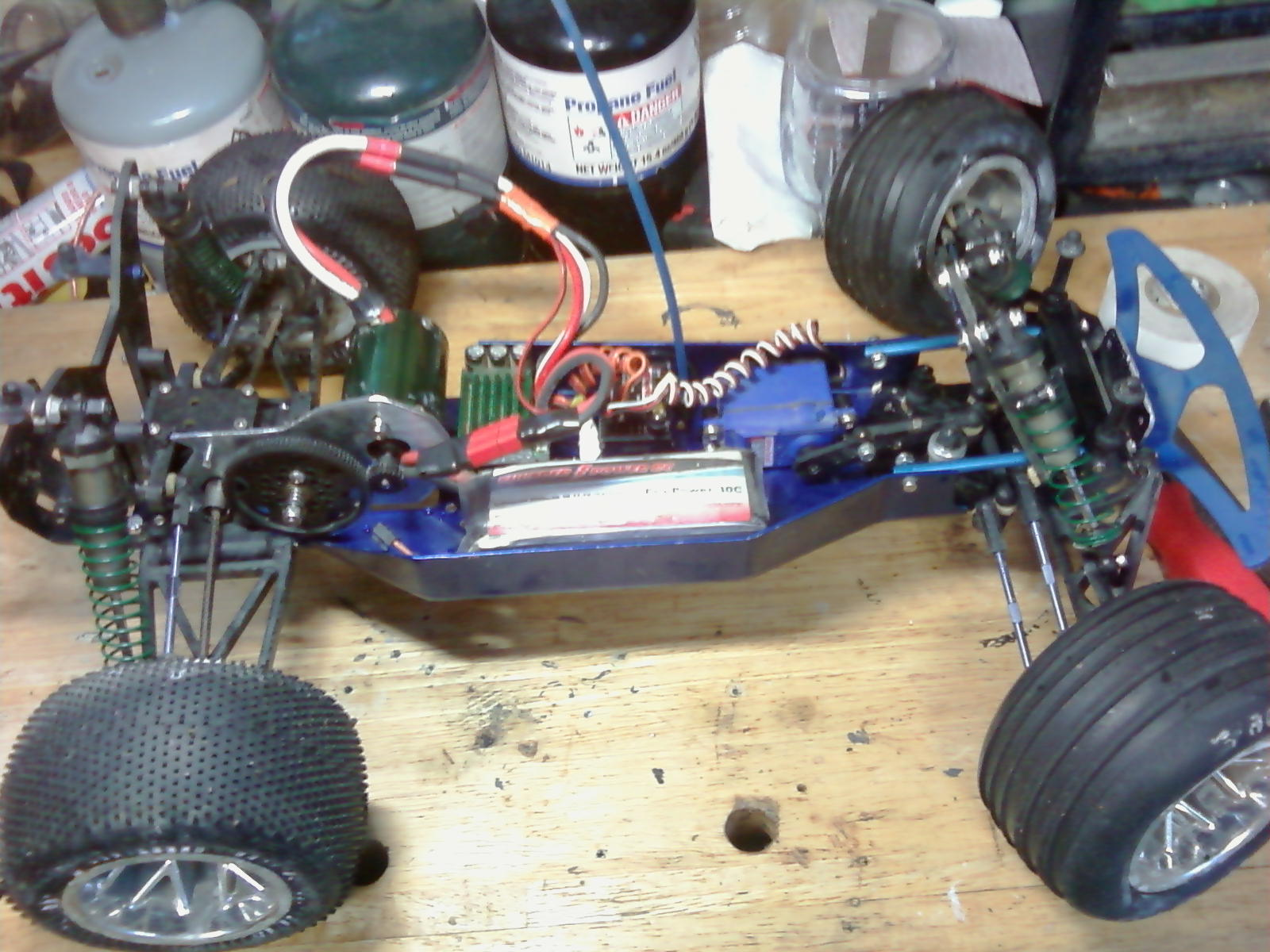 Rc10gt Brushless Conversion Page 2 R C Tech Forums