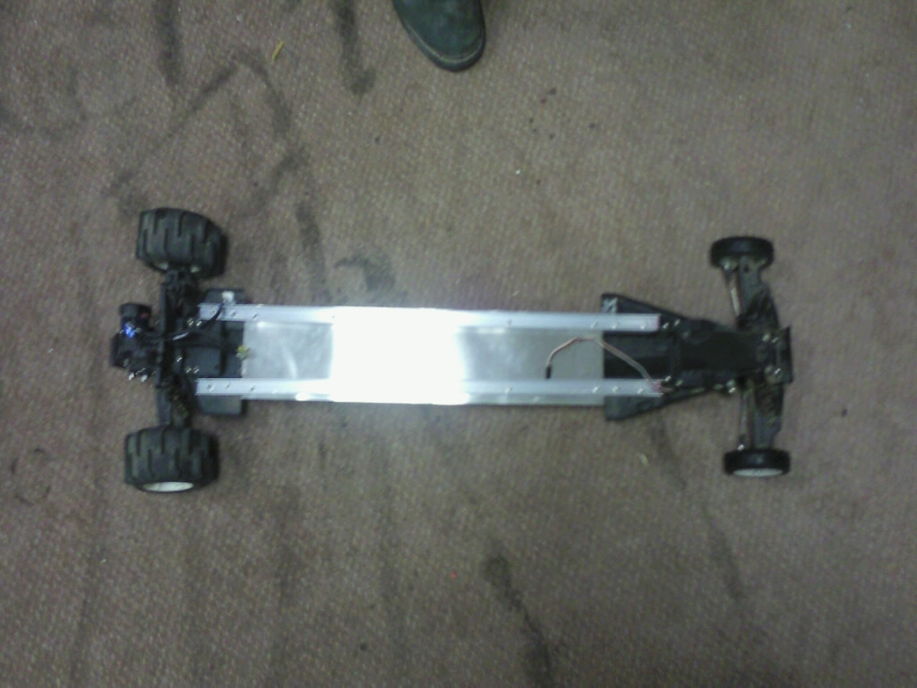 New class sand rail dragster! - R/C Tech Forums