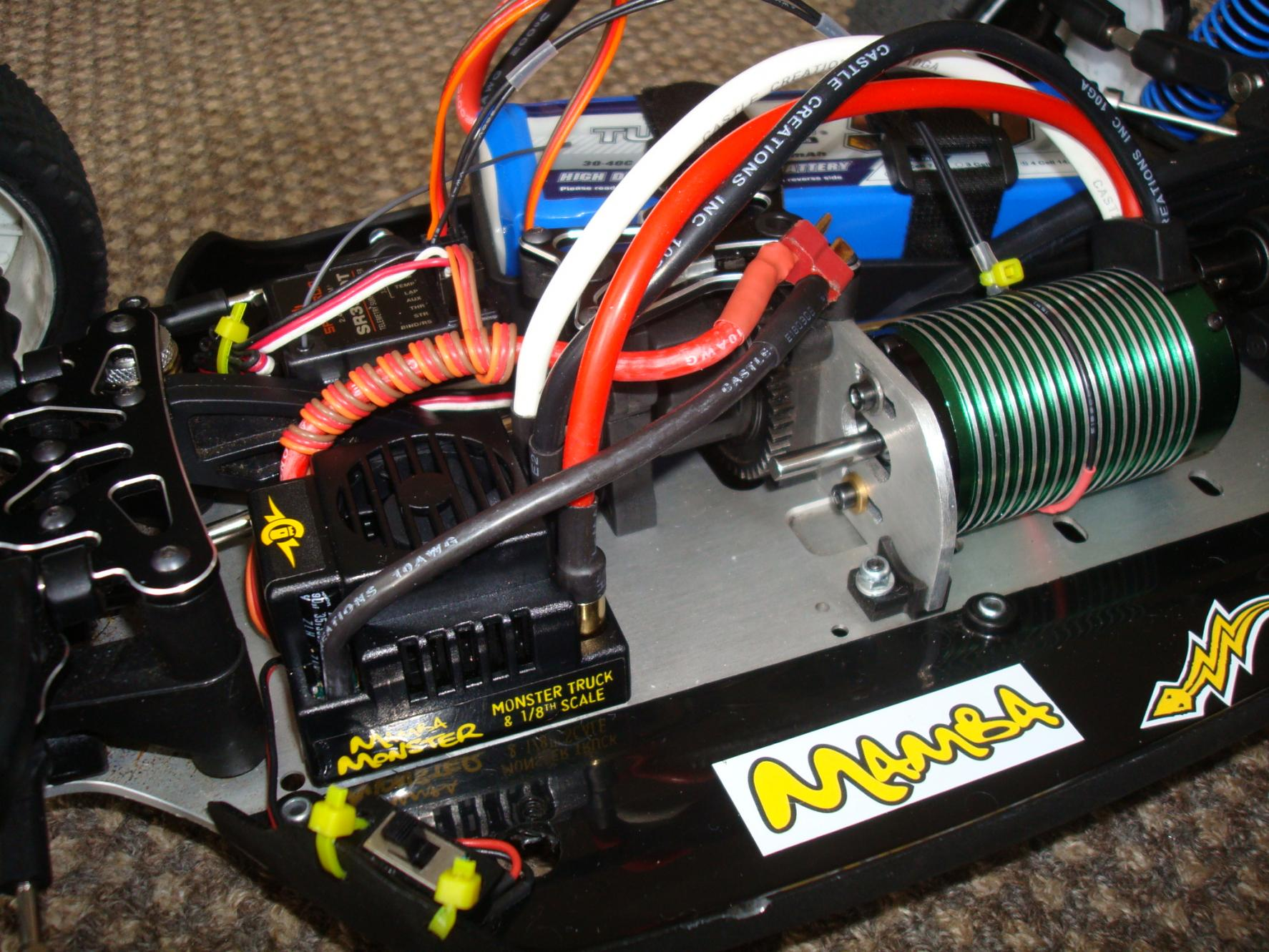 kv rating on brushless motors r c tech forums
