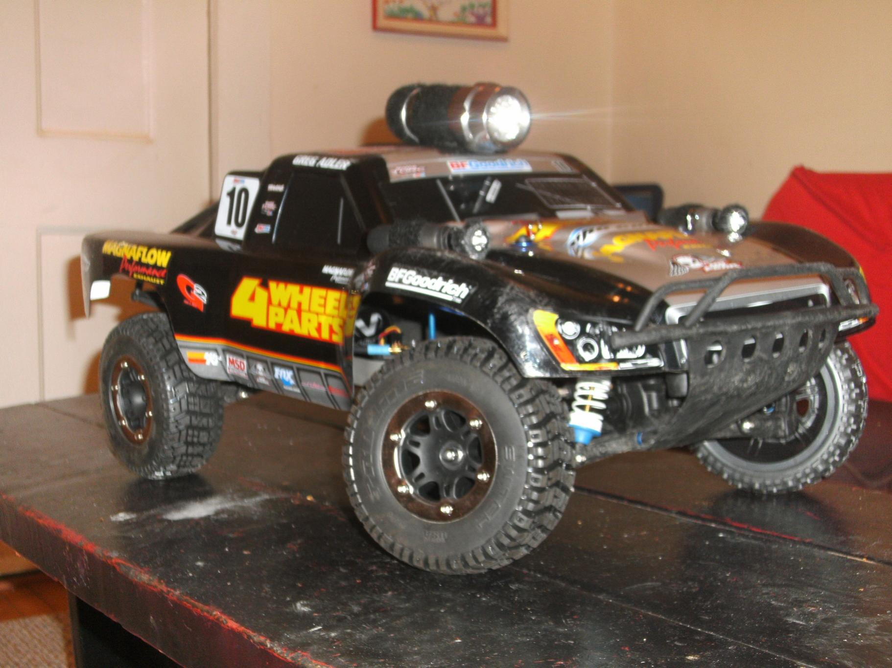 Traxxas Slash 4x4 Thread 103