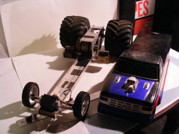 What is it? RC Tractor puller / pulling Truck - R/C Tech Forums
