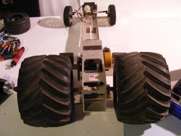 Big Truck Trader >> What is it? RC Tractor puller / pulling Truck - R/C Tech Forums