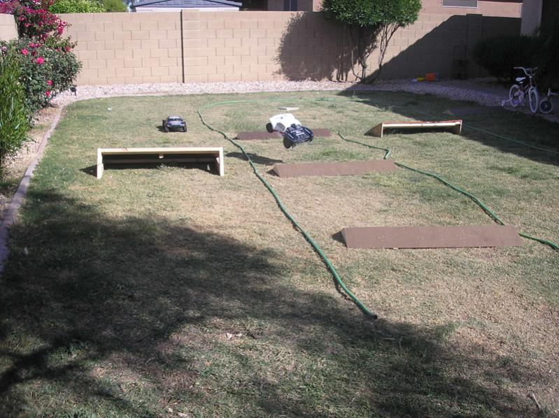 "Backyard ""Ghetto"" track - R/C Tech Forums"