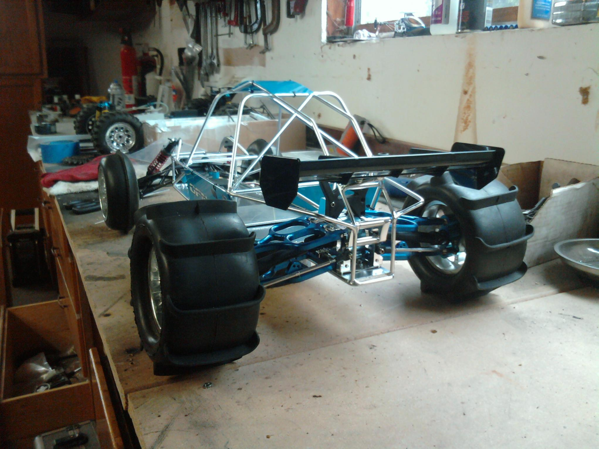 tube chassis sandrails - Page 2 - R/C Tech Forums