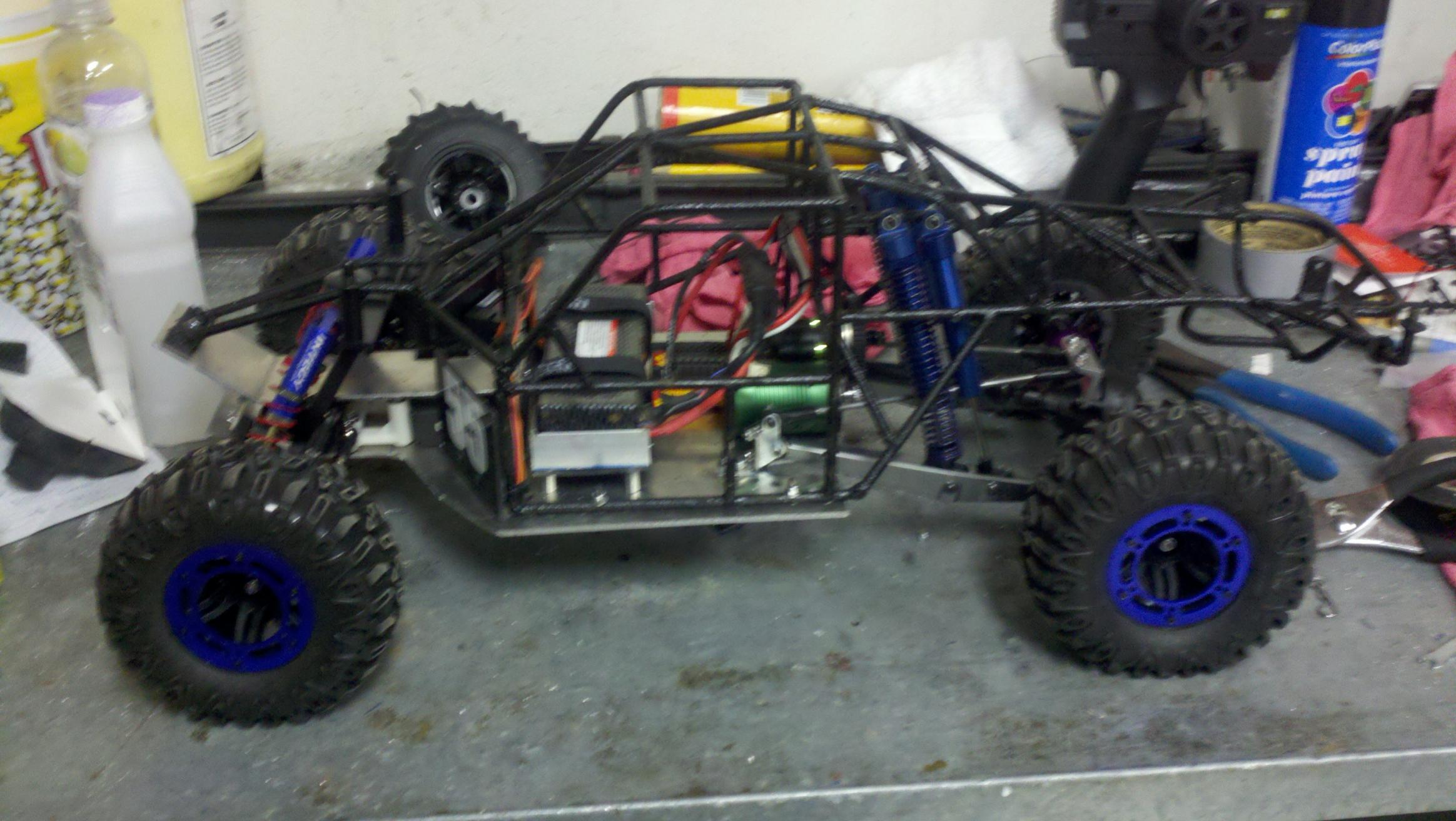 electric rc truck with 485513 Custom 1 8 Trophy Truck Built on Rc111 moreover Watch as well Watch moreover Watch additionally 485513 Custom 1 8 Trophy Truck Built.